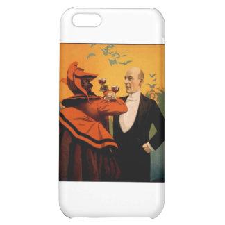 Harry Kellar Magician Closeup iPhone 5C Cases