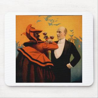 Harry Kellar Magician Closeup Mouse Pad