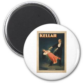 Harry Kellar performs Levitation 1895 Magic Magnet