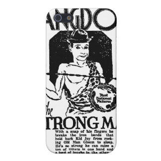 Harry Langdon 1926 vintage movie ad iPod case
