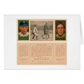 Harry Lord White Sox Baseball 1912 Card
