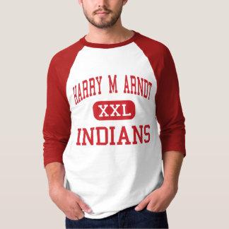 Harry M Arndt - Indians - Middle - Hickory T-Shirt