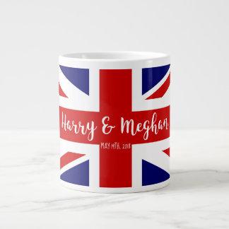Harry & Meghan | Royal Wedding Commemoration Giant Coffee Mug