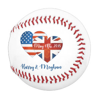 Harry & Meghan Wedding, May 19th 2018 Baseball
