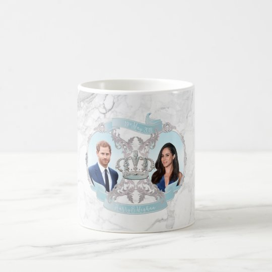 Marble White Background Mug Coffee Harry meghan 1cTlJFK