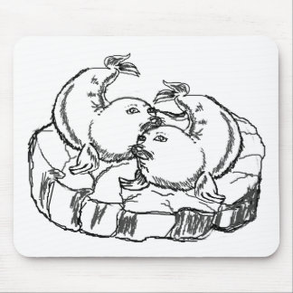 Harry & Molly Mouse Pad