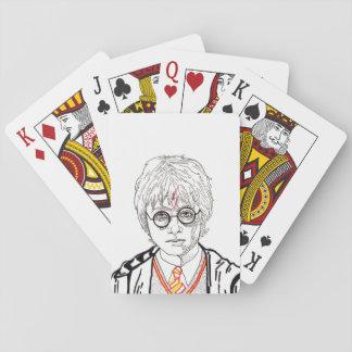 Harry Poker Card Decks