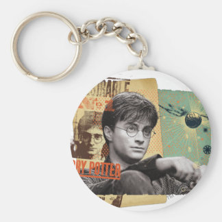 Harry Potter 13 Keychain