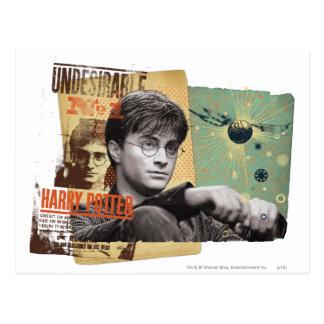 Harry Potter 13 Postal