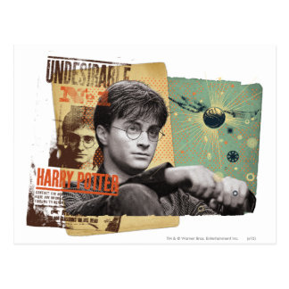 Harry Potter 13 Post Card