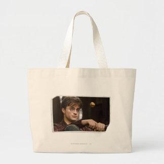 Harry Potter 17 Large Tote Bag