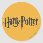 Harry Potter 2 Classic Round Sticker