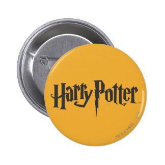 Harry Potter 2 Pin Redondo De 2 Pulgadas