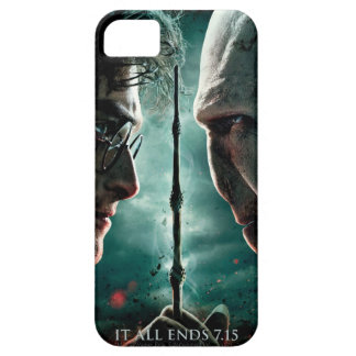 Harry Potter 7 Part 2 - Harry vs. Voldemort iPhone SE/5/5s Case