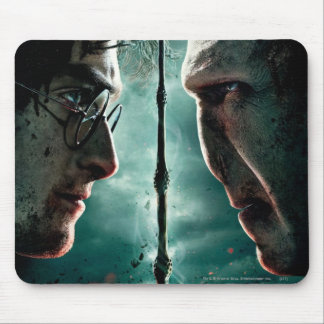 Harry Potter 7 Part 2 - Harry vs. Voldemort Mouse Pad