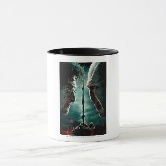 Harry Potter 7 Part 2 - Harry vs. Voldemort Mug