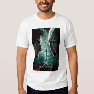 Harry Potter 7 Part 2 - Harry vs. Voldemort T Shirt