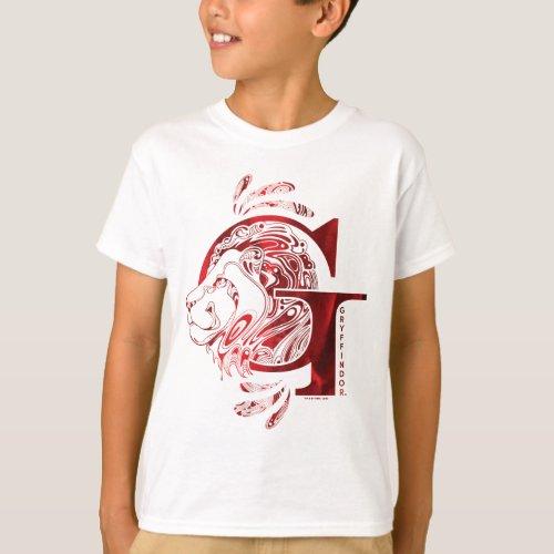Harry Potter  Aguamenti GRYFFINDORâ Graphic T_Shirt