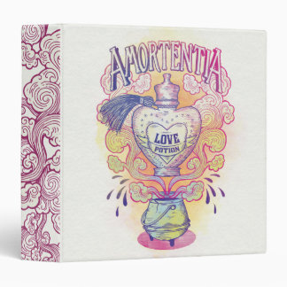 Harry Potter | Amortentia Love Potion Bottle Binder
