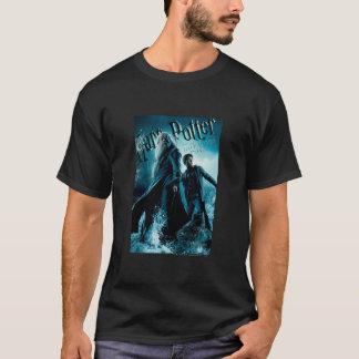 Harry Potter and Dumbledore on rocks 1 T-Shirt