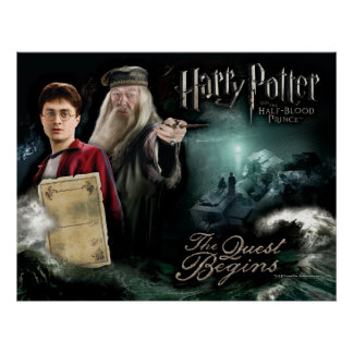 Harry Potter and Dumbledore Posters