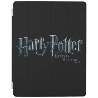 Harry Potter and the Deathly Hallows Logo 1 2 iPad Cover