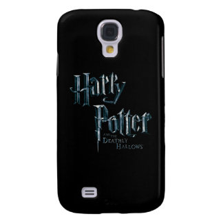 Harry Potter and the Deathly Hallows Logo 1 Samsung Galaxy S4 Cover