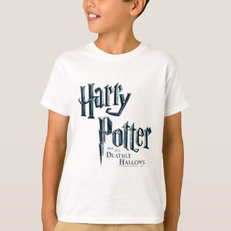 Harry Potter and the Deathly Hallows Logo 1 T-Shirt