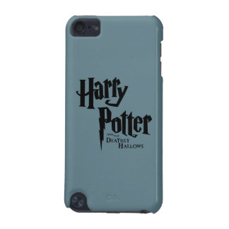 Harry Potter and the Deathly Hallows Logo 2 iPod Touch (5th Generation) Case