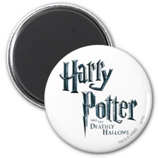 Harry Potter and the Deathly Hallows Logo 3 Magnet