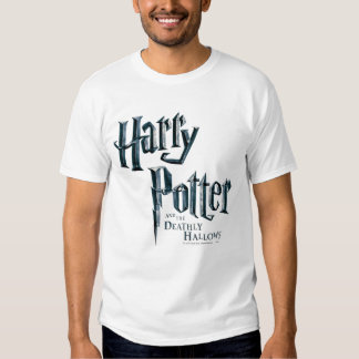 Harry Potter and the Deathly Hallows Logo 3 Shirt
