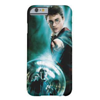 Harry Potter and Voldemort Only One Can Survive Barely There iPhone 6 Case