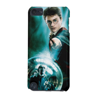 Harry Potter and Voldemort Only One Can Survive iPod Touch (5th Generation) Covers
