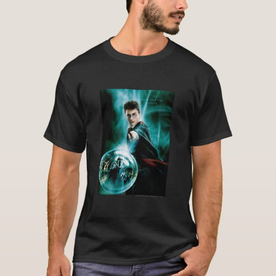 Harry Potter and Voldemort Only One Can Survive T-Shirt