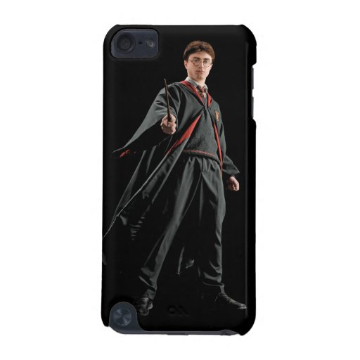 Harry Potter At The Ready iPod Touch (5th Generation) Case