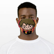 Harry Potter Cartoon Character Art Adult Cloth Face Mask