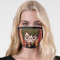 Harry Potter Cartoon Character Art Face Mask
