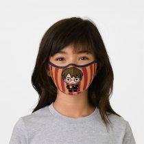 Harry Potter Cartoon Character Art Premium Face Mask