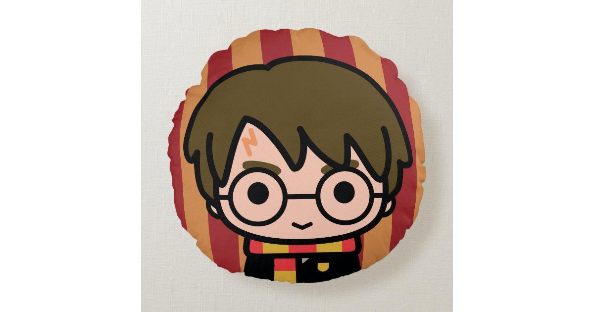 Harry_potter_cartoon_character_art_round_pillow 256417931860623542 on 347 Area Code