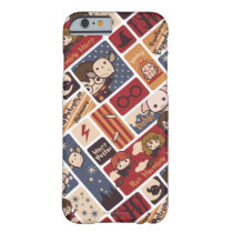 Harry Potter Cartoon Scenes Pattern Barely There iPhone 6 Case