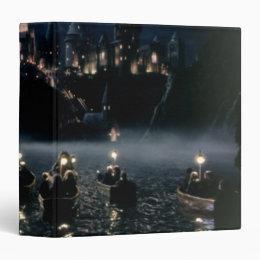 Harry Potter Castle | Arrival at Hogwarts 3 Ring Binder