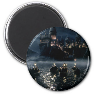 Harry Potter Castle | Arrival at Hogwarts Magnet