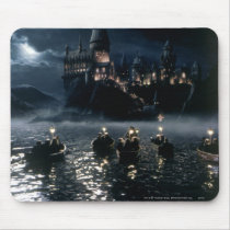 Harry Potter Castle | Arrival at Hogwarts Mouse Pad