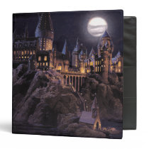 Harry Potter Castle | Great Lake to Hogwarts Binder