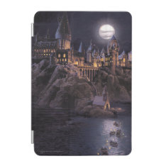 Harry Potter Castle | Great Lake To Hogwarts Ipad Mini Cover at Zazzle