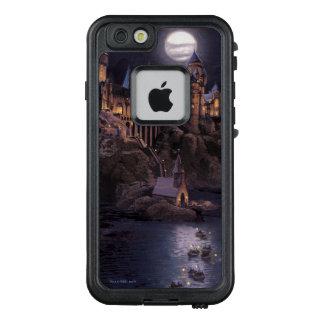 Harry Potter Castle   Great Lake to Hogwarts LifeProof FRĒ iPhone 6/6s Case