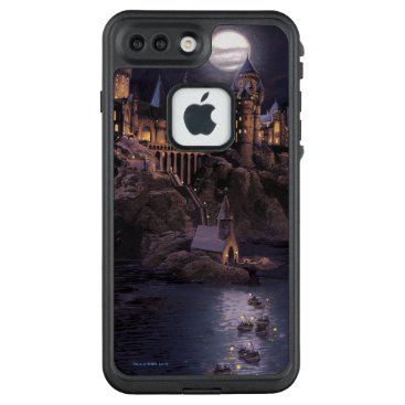 USA Themed Harry Potter Castle | Great Lake to Hogwarts LifeProof FRĒ iPhone 7 Plus Case