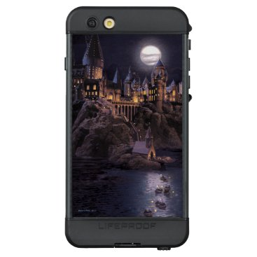 USA Themed Harry Potter Castle | Great Lake to Hogwarts LifeProof NÜÜD iPhone 6s Plus Case