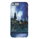 Harry Potter Castle   Hogwarts at Night Barely There iPhone 6 Case