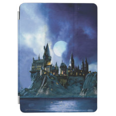 Harry Potter Castle | Hogwarts At Night Ipad Air Cover at Zazzle
